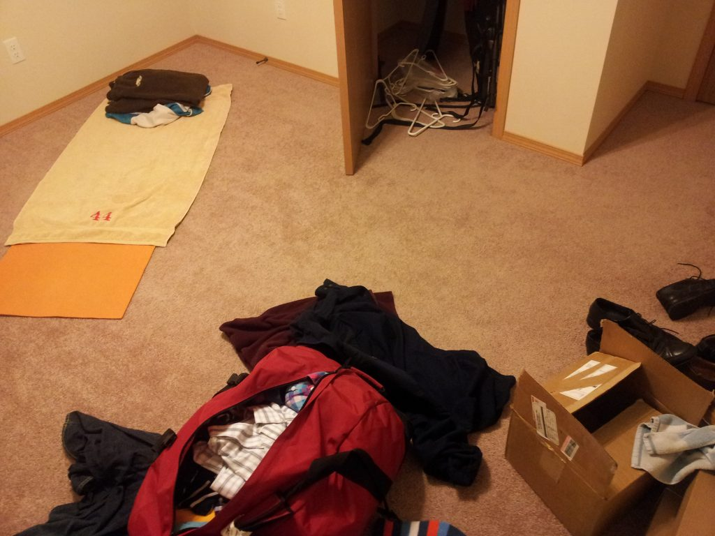 It39s hard to have a big ego when you39re sleeping on the for Is sleeping on the floor good