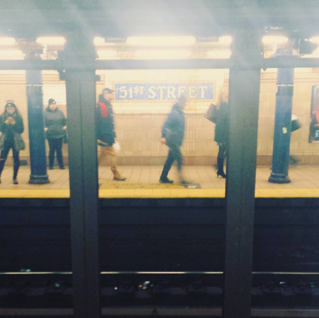 the morning 6 train